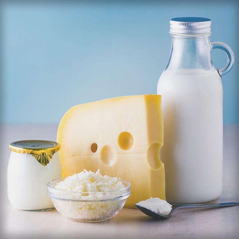Ser z mlekiem