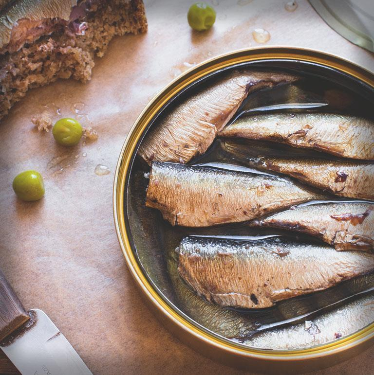 Ryby w konserwie